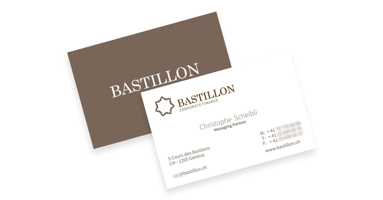 Bastillon – Corporate Finance Geneva