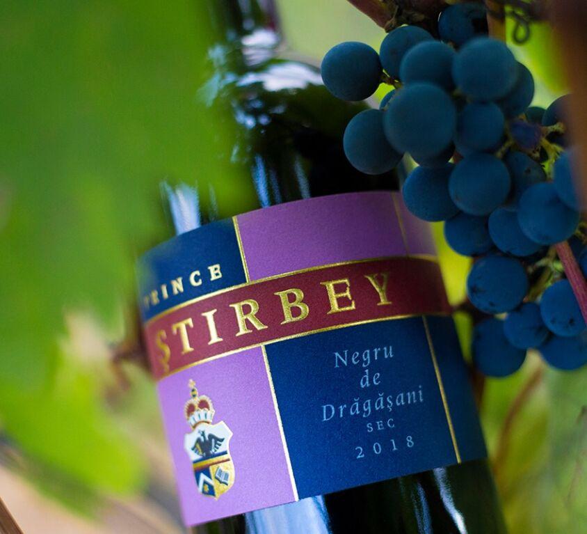 Stirbey – WINERY
