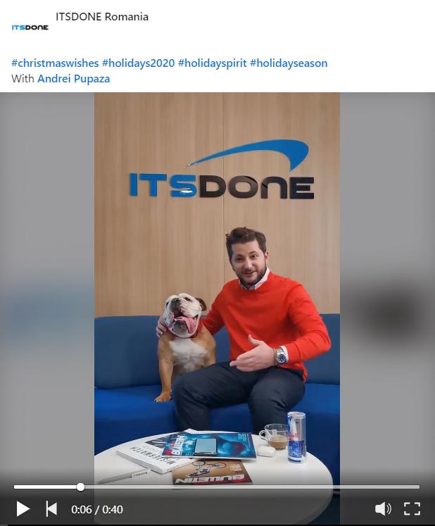 Video Andrei LinkedIn